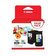 GENUINE CANON PG-740 + CL-741 COMBO VALUE INK CARTRIDGE **NEW**