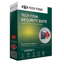 KASPERSKY INTERNET SECURITY 2018 1 USER @ TECH TITAN SECURITY SUITE