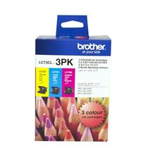 GENUINE BROTHER LC-73 COLOR VALUE INK CARTRIDGE **NEW**SEALED BOX