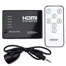 HDMI 5 IN TO 1 OUT VIDEO SWITCH WITH REMOTE (US01959)