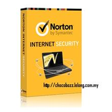 GENUINE SYMANTEC NORTON INTERNET SECURITY 2017 RETAIL (1 YEAR 1 PC)