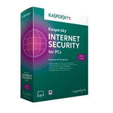 GENUINE KASPERSKY INTERNET SECURITY 2018 (1 YEAR 3 USER) CD KEY ONLY