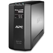 APC 550VA POWER SAVING BACK PRO UPS WITH LCD (BR550GI)