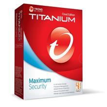 TREND MICRO TITANIUM MAXIMUM SECURITY 2016 (1 YEAR 3 USER)