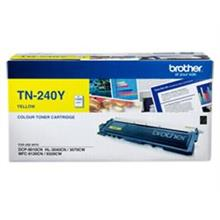GENUINE BROTHER TN-240 YELLOW INK TONER **NEW**SEALED BOX