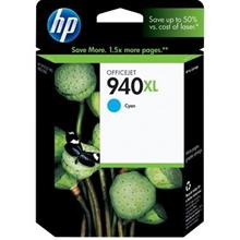 GENUINE HP 940XL CYAN INK CARTRIDGE (C4907AA) **NEW**SE69ALED BOX