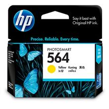 GENUINE HP 564 YELLOW INK CARTRIDGE (CB320WA) **NEW**SEALED BOX