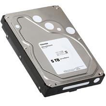 TOSHIBA VIDEO 5TB SATA III 5400RPM 128MB 6GB/S DESKTOP HDD MD04ABA500V