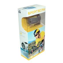 INNO HD 720P DIGITAL SPORTSCAM BIKE CAMERA (DR05) RED/YELLOW
