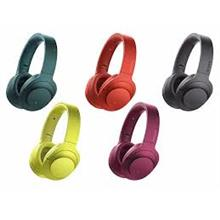 SONY H.EAR ON HEADSET WIRELESS (MDR-100ABN/YME) YELLOW (P92388314K)