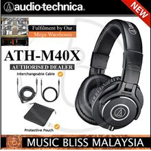 Audio Technica ATH-M40x Professional Monitor Headphone *Crazy Sales*