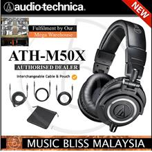 Audio Technica ATH-M50x Professional Headphone Black *Crazy Sales*