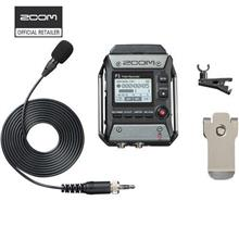 Zoom F1-LP Field Recorder with Lavalier Microphone F1LP