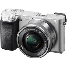 New Sony A6300 16-50mm Kit (MSIA) Free 64GB+Ori Battery (Silver)