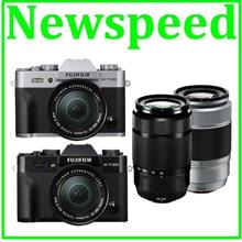 Fujifilm X-T20 16-50 + 50-230 Twin Kit (Fuji MSIA) +32GB +Battery XT20