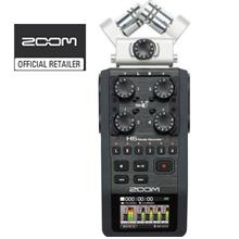 Zoom H6 Handy Digital Audio Sound Recorder Microphone System