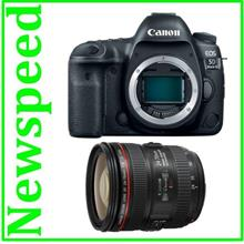 Canon EOS 5D Mark MK 4 IV 24-70mm Free 64GB Ext Pro+Cash Bach RM800
