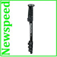 Manfrotto MM290A4 Aluminium 4-Section Monopod Supports 5 kg