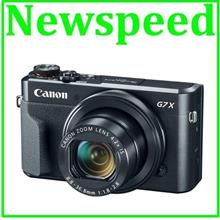 Canon PowerShot G7X MK 2 Mark II Digital Camera + 16GB +Case (MSIA)