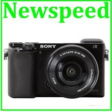 Sony A6000 16-50mm Lens +16GB+Ext Ori Battery (Sony MSIA)