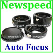Auto Focus Macro Extension Tube Set for Sony Alpha A Mount Camera