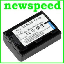 Grade A NP-FH50 FH40 Rechargeable Li-Ion Battery for Sony A390 NPFH50