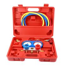Professional A / C Air Conditioner Refrigerant Manifold Gauge Kit for R134a /