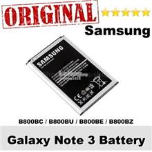 (ORIGINAL) Samsung Galaxy Note 3 N9005 EB-800BEBECWW Battery