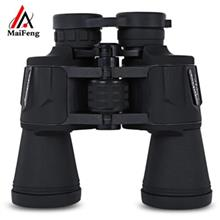 MAIFENG 20 X 50 PORTABLE OUTDOOR CAMPING SPORTS BINOCULAR TELESCOPE (BLACK)