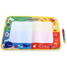 MAGIC WATER DRAWING WRITING MAT TOY WITH WATERCOLOR PEN FOR KIDS (COLORMIX)