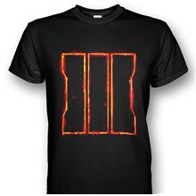 Call of Duty Black Ops 3 Logo T-shirt SDG08