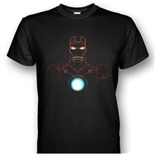 Iron Man T-shirt SDG11