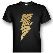 Black Adam Injustice T-shirt
