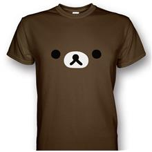 Rilakkuma Relax Bear Brown T-shirt