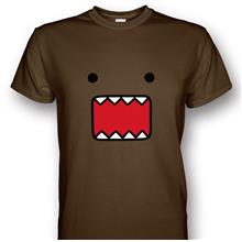 Domokun Brown T-shirt