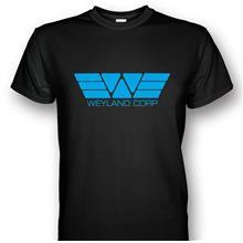 Weyland Corporation T-shirt Blue Print