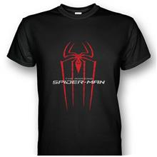 The Amazing Spider-Man T-shirt 2 Black