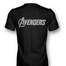 Avengers T-shirt Silver