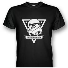Star Wars Trooper Division T-shirt
