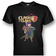 Clash Of Clans Archer Queen T-shirt