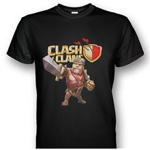 Clash Of Clans Barbarian King 2 T-shirt