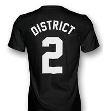 The Hunger Games District 2 T-shirt