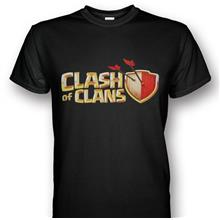 Clash Of Clans Logo T-shirt