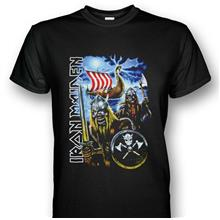 Iron Maiden T-shirt DG22