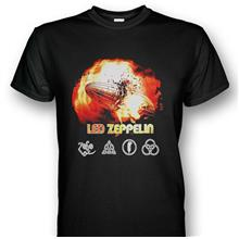 Led_Zeppelin T-shirt DG12
