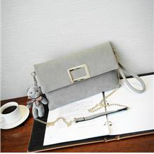 Women Hand Bag Envelope Chain Shoulder Diagonal Clutch Bag