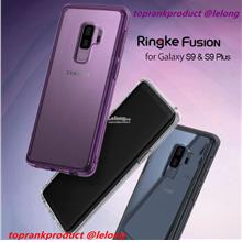 Rearth Ringke Samsung Galaxy S9 S9+ Plus Fusion Case Cover Casing