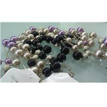04294 100% Real Shot Korean Version Spell Color Double-Frosted Beads N
