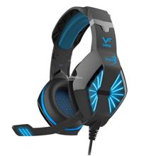 VINNFIER HEADSET WIRED 3.5MM ANALOG GAMING 2.1 TOROS 3 RED / BLUE