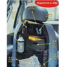 Car Seat MultiPocket Storage Organiser.Get Organized Today~